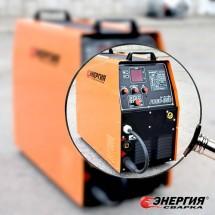 Сотрудничество с производителем сварочного оборудования Энергия Сварка