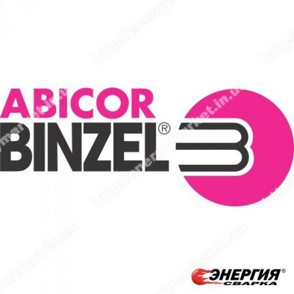 141.0006 Наконечник токопроводящий сварочный E-Cu / Alu  -  M6   D 1,0 / 8,0 / 28 для сварки алюминиевой проволокой Abicor Binzel