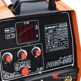 Сварочный инвертор полуавтомат ПДГУ-350
