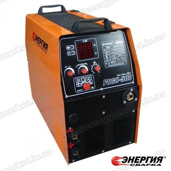 Сварочный инвертор полуавтомат ПДГУ-500