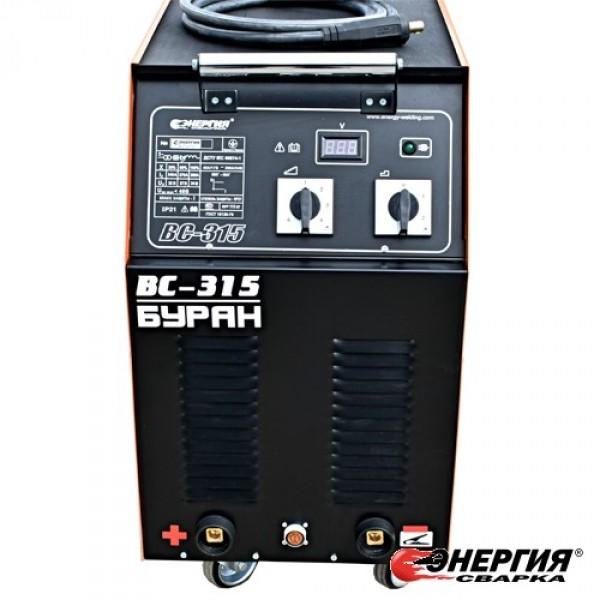 Сварочный полуавтомат ВС-315 Буран