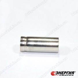 145.0001 Сопло газовое цилиндрическое  к RF 12 / 13 Abicor Binzel