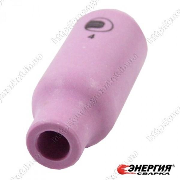 701.0107 Сопло керамическое № 4 NW 6,5 мм / L 47,0 мм Abicor Binzel