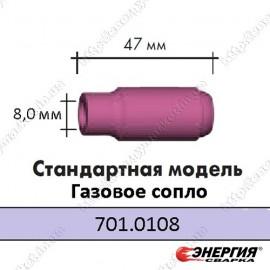 701.0108 Сопло керамическое № 5 47 мм  Abicor Binzel