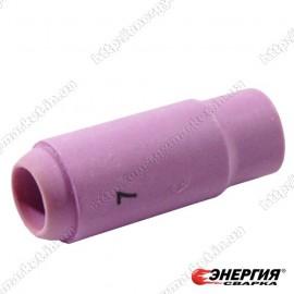 701.0110 Сопло керамическое №7 для аргоновых горелок ABITIG GRIP 17,18,26 Abicor Binzel