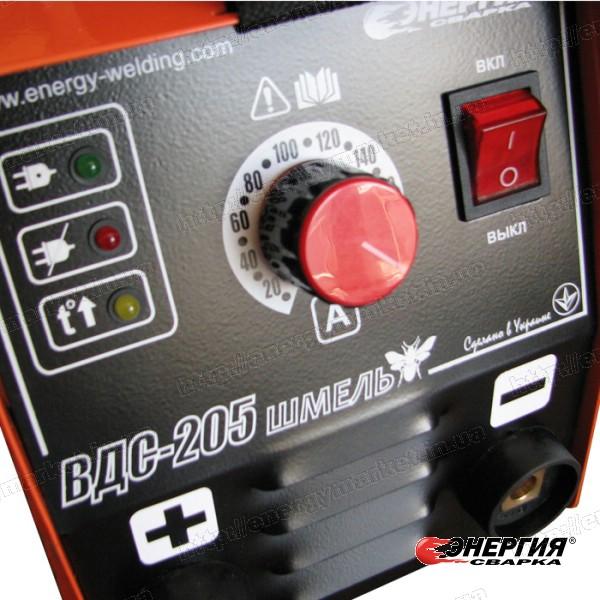 Сварочный инвертор ВДС-205   Шмель