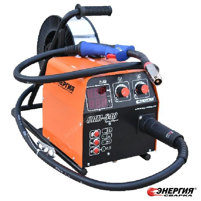СПМ-540 для работы с проволокой до 3,2 мм. фото 2